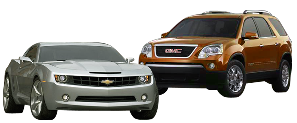 GM and Chevrolet Differentials