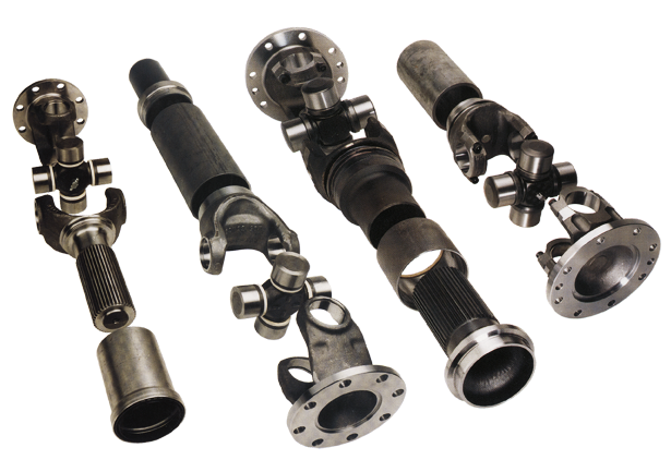 Quality Gear Complete Driveshaft Solutions