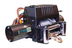 The Grizzly Kodiak Winch
